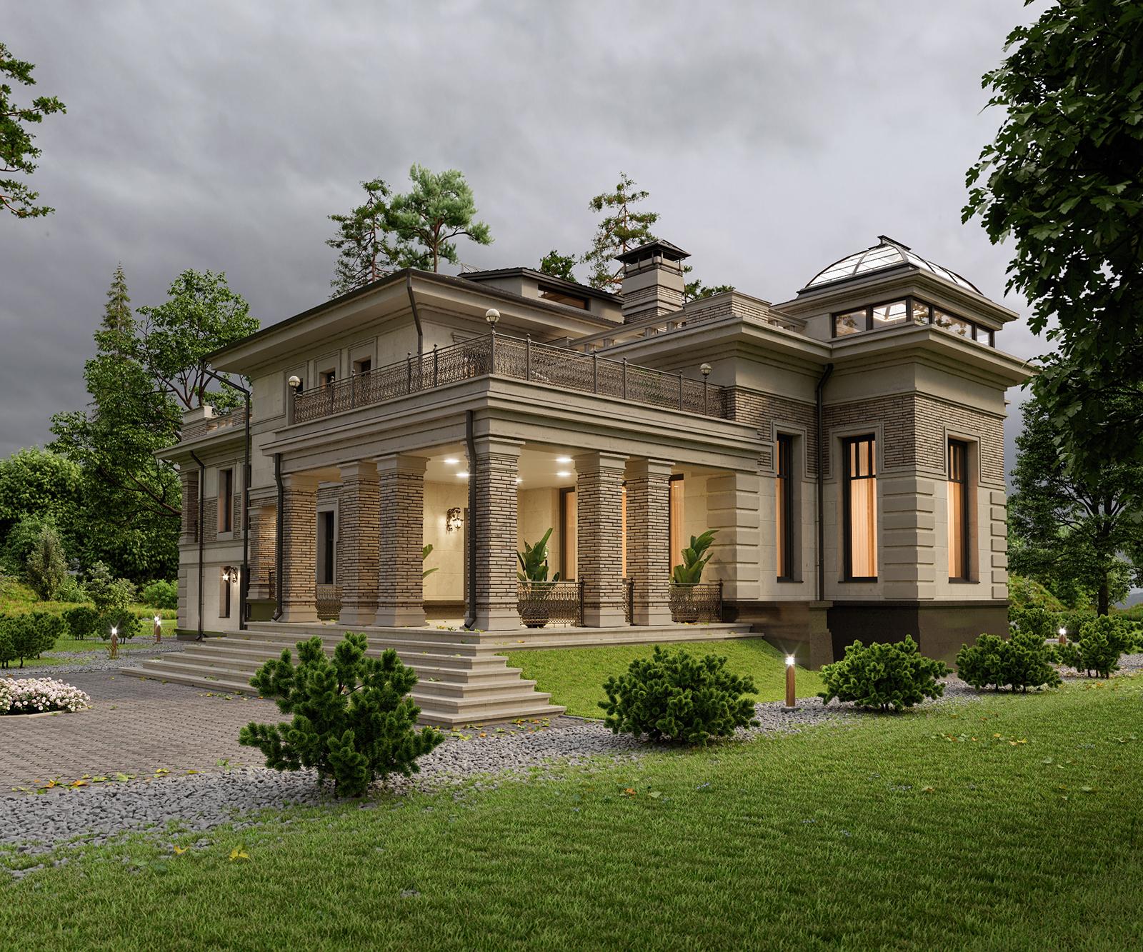 сабина коттеджи в классическом стиле фото дорогой роскошный урод